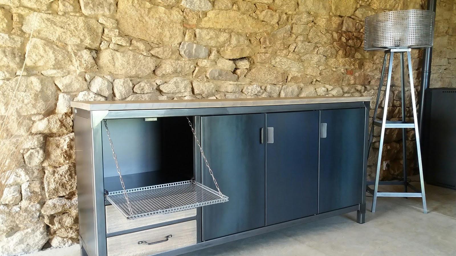 c factory cr ations meuble style industriel sur mesures. Black Bedroom Furniture Sets. Home Design Ideas